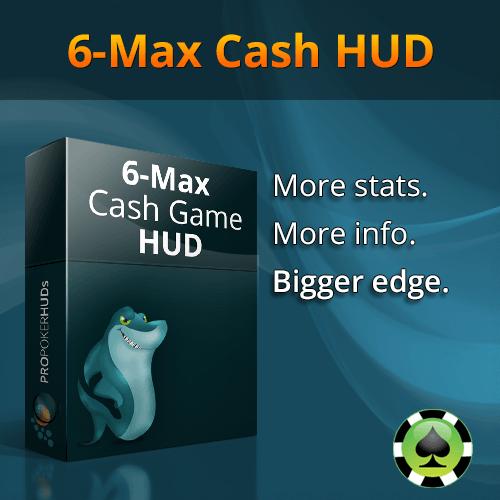 Six-Max Poker HUD