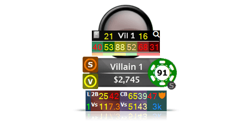 ProPokerHUDs - Poker HUD for MTTs & SNGs