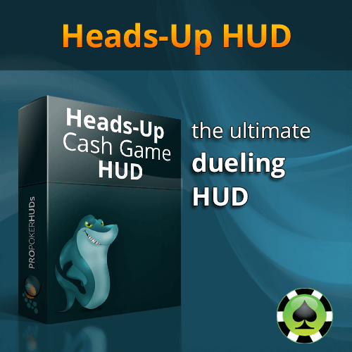 Heads-Up Cash Game HUD