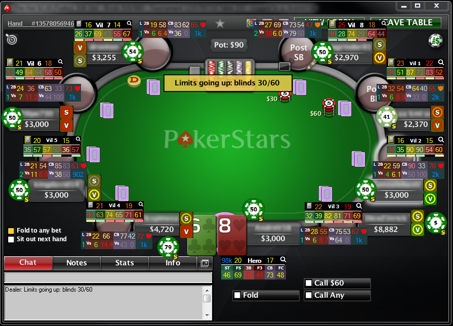 Best poker tracker hud roulette campground