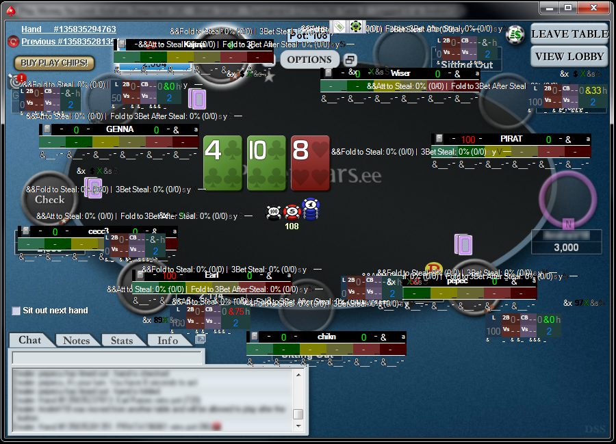 Holdem Manager guide tutorial video info.