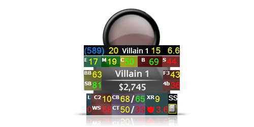 Elite MTT HUD - Table HUD